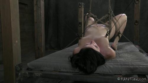 Presenting Veruca James BDSM