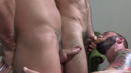 Donato Reyes, Dario Beck And Alessio Veneziano Gay Clips
