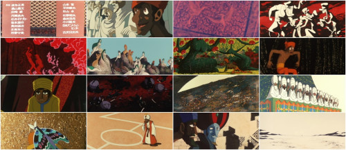 One Thousand and One Arabian Nights Cartoons