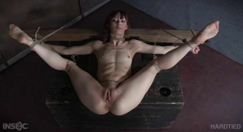 Sensual Body In Bondage