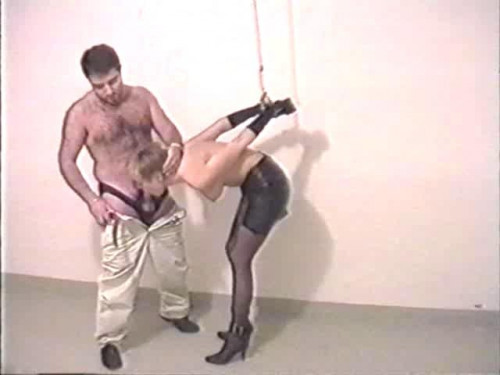 Swedish Erotic Bondage Part 1