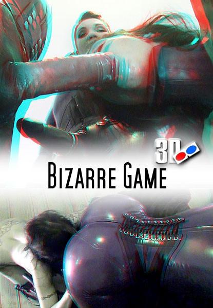 Bizarre Game – anaglyph AlexD 3D Porno