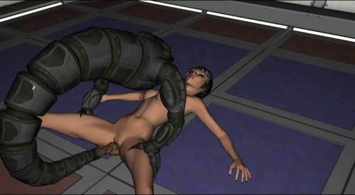 3D Fan XXX Part 3 3D Porno