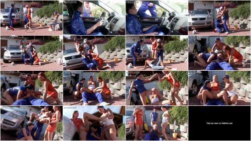 Crazy Car Service Cuties (07 Oct 2016)