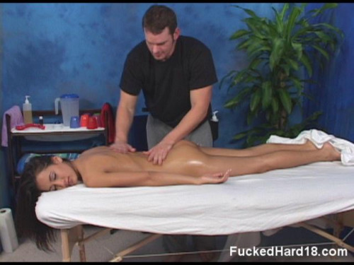DOWNLOAD from FILESMONSTER: massage Amia Moretti is a hot little surfer girl with a tat on her back that says
