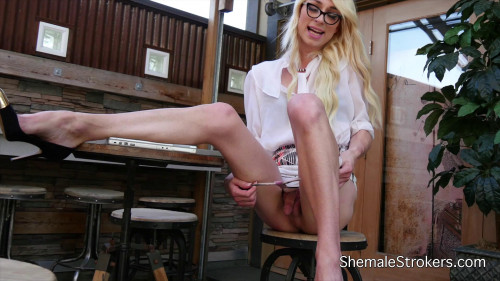 DOWNLOAD from FILESMONSTER: transsexual Hot Blonde Trans Girl Wants To Share A Sticky Cup of Goo With You!(Jun 2015)