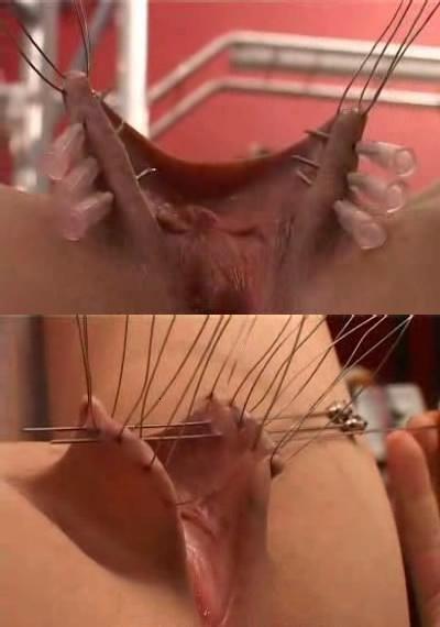 Vaginal hell BDSM