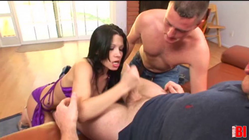 Rebeca Linares, John Wright & Frank Towers Bisexuals