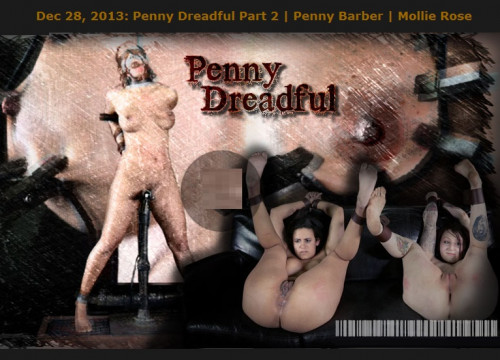 Penny Barber and Mollie Rose. BDSM