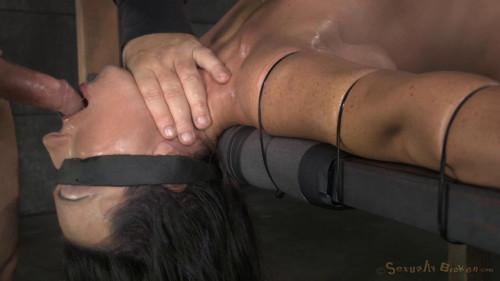 SexuallyBroken - Dec 29, 2014 - Fit MILF Wenona strictly restrained... BDSM