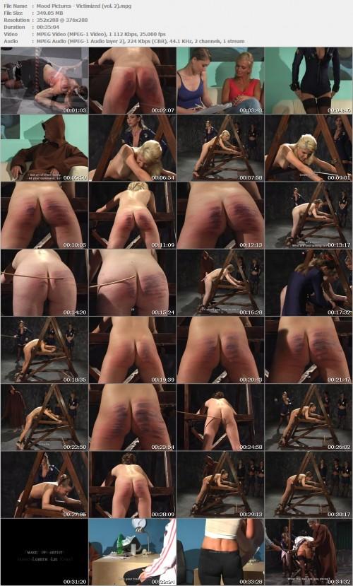 Mood Pictures Extreme - Victimized (part. 2) BDSM