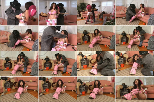 Bound and Gagged – Cowgirl Groped – Ashley Renee