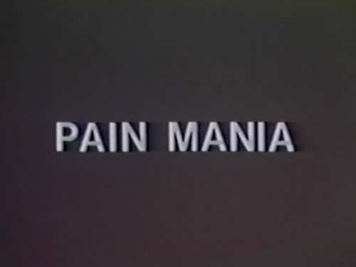 Pain Mania (1983) Documentaries