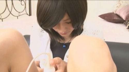 Complete Rookie Otokono girl Shiraishi Tsukasa Transsexual