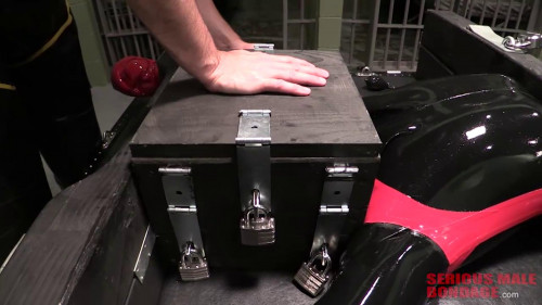 Seriousmalebondage - Boxed In 2015 BDSM