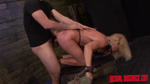 Dani Dare Begs for More Cock on the Sybian & Doggy Position (2015) BDSM