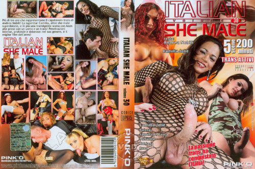 DOWNLOAD from FILESMONSTER: transsexual Italian SheMale 30