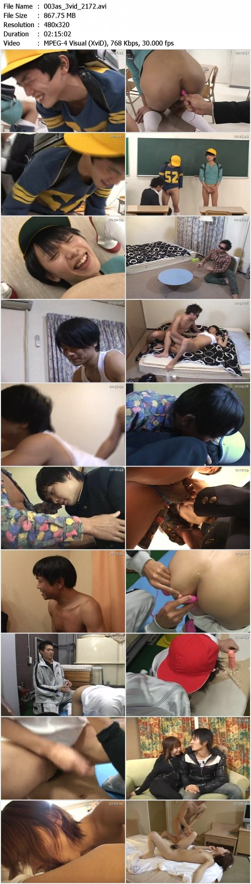 [Acceed] - Shotacon Asian Gays