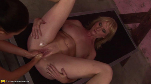 DOWNLOAD from FILESMONSTER: fisting and dildo Laurine (38) and Kissy (21)