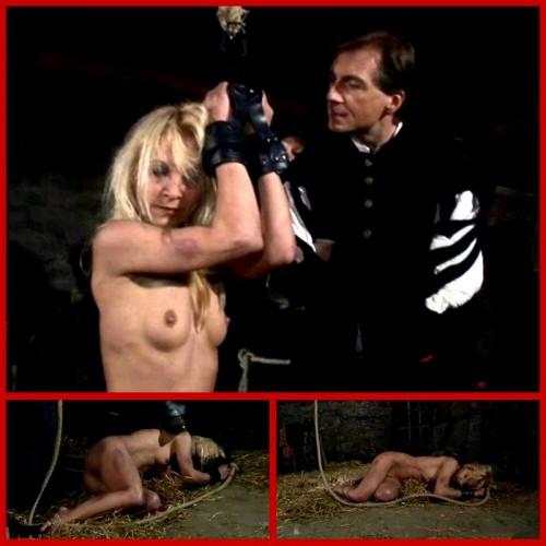 Witch Romina Endures Rope Suspension Part 1 – BrutalDungeon