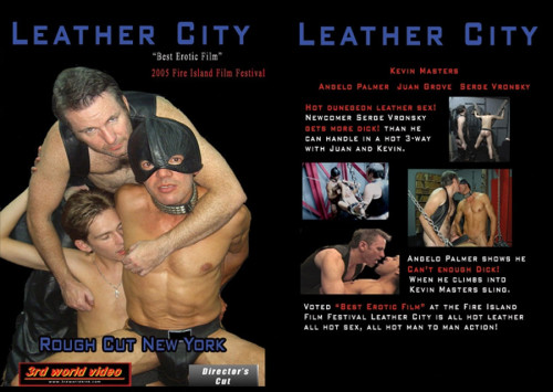 Leather City (Uncredited, 3rd World Video) Gay BDSM