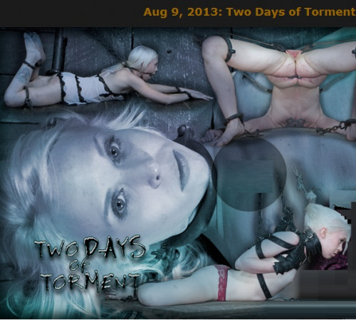 Two Days Of Torment For Sarah Jane Ceylon BDSM