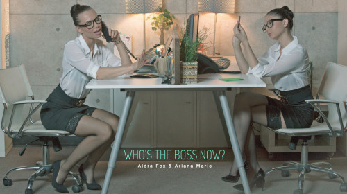 Aidra Fox, Ariana Marie: Who's The Boss Now