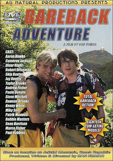Bareback Adventure Gay Movies