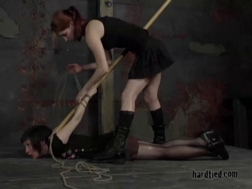 DOWNLOAD from FILESMONSTER: bdsm Calico dominates lucky Mei whos thrilled to have Calico bossing her around