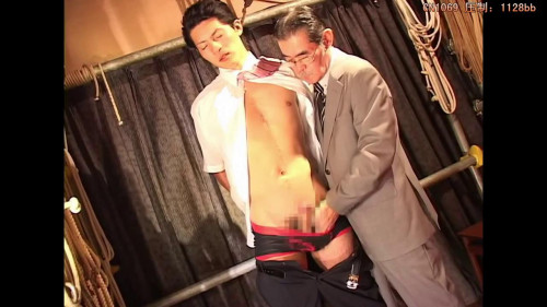 SM-ZV 24 - Nude White Paper Asian Gays