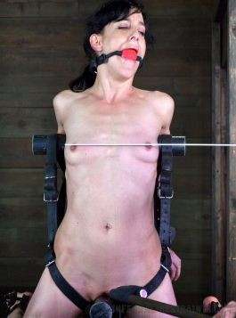 Scream Test Part 2 - Elise Graves BDSM