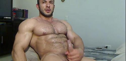 Anton Buttone (Hugo Marquez) Webcam show 4 Video (2015)