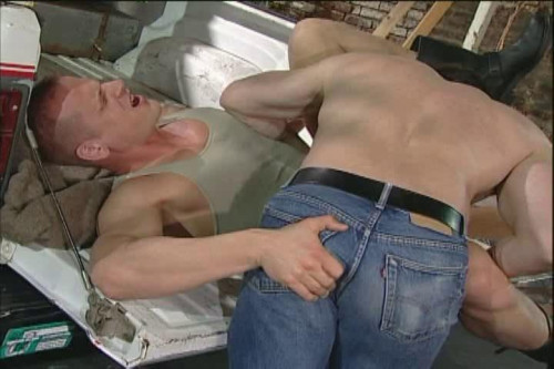 Butch Alley Gay Porn Movie