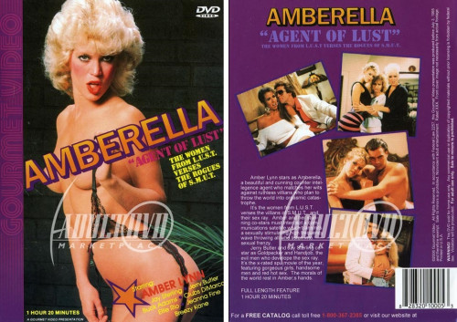 DOWNLOAD from FILESMONSTER: retro Amberella Agent Of Lust