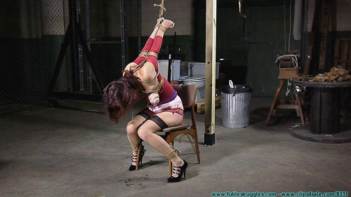 Extreme Bondage - Futile Girl 5 BDSM