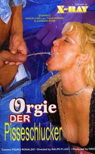Orgie der pisseschlucker Pissing