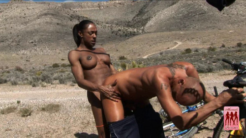 DOWNLOAD from FILESMONSTER: transsexual Natalia Coxx Cross Country!