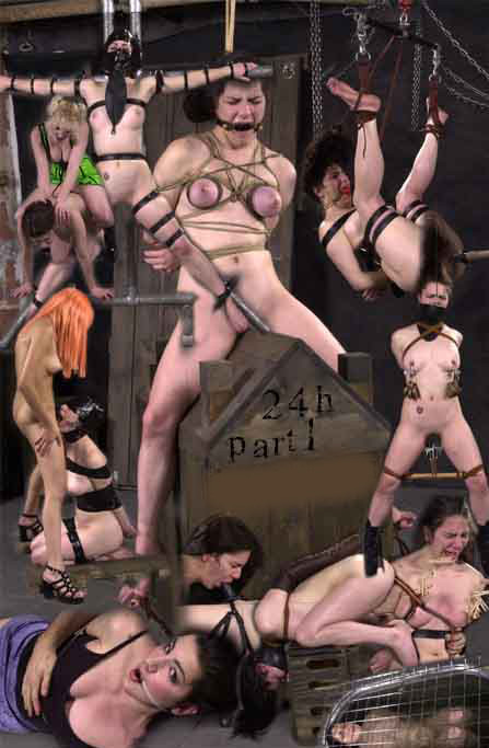 Insex1 - Yx 24h Live Feed Part 1 (Yx) BDSM
