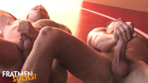 FratMenSucks - Terry and Ajay Gay Unusual