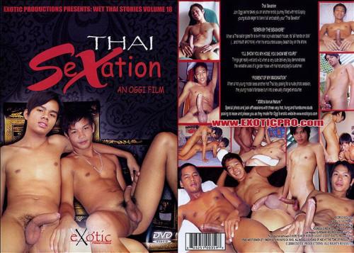 Wet Thai Stories Part 18: Thai Sexation (2008) Asian Gays
