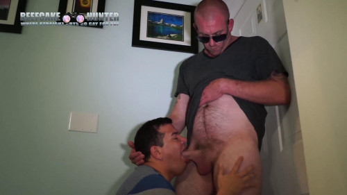 Beefcake Hunter - Another Hot Delivery By Max Gay Porn Clips