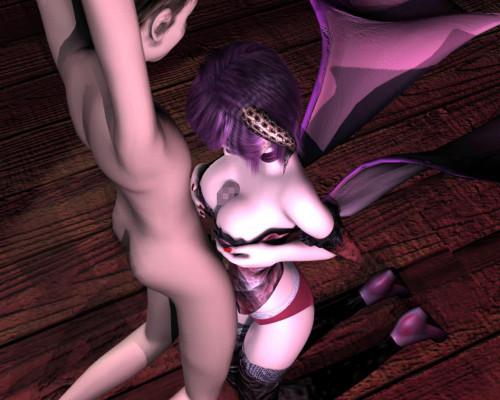 creepy elf 3D Porno