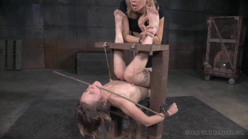 RealTimeBondage Mercy West Crybaby Part 3 BDSM