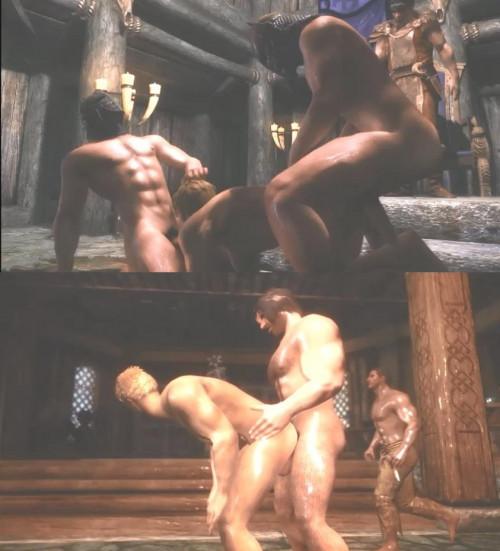 Mmo Boys – Skyrim – Wanna Be a Porn Star collection