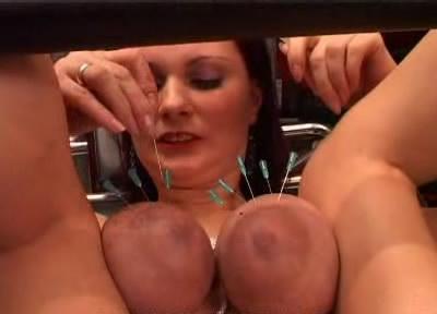 Pain self-gratification BDSM