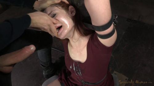 SB Jan 21, 2015 - Violet Monroe, Maestro and Jack Hammer BDSM