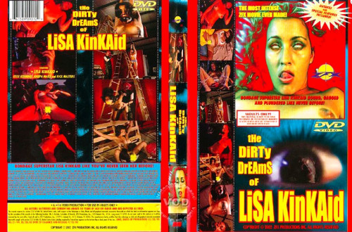The Dirty Dreams Of Lisa Kinkaid – ZFX-P