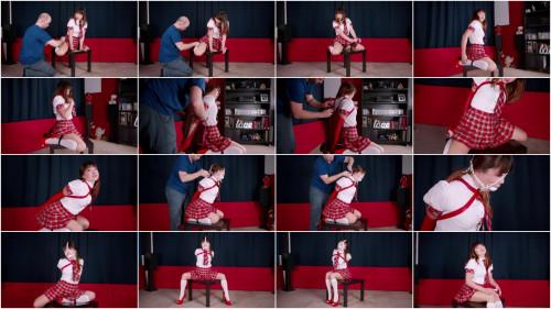 Restricted Senses – Little Red Schoolgirl