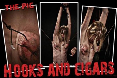 BM - Pig - Hooks And Cigars BDSM