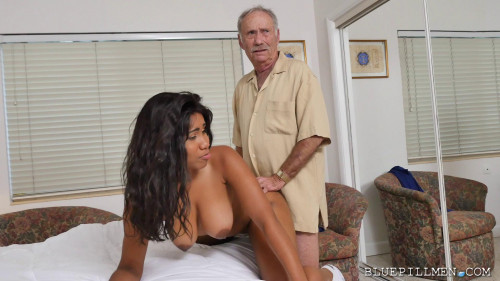 Tara Foxx glenn finishes the job Old and Young